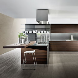 Vela | Cucine a parete | Dada