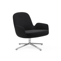Era Lounge Chair Low Swivel | Armchairs | Normann Copenhagen