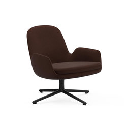 Era Lounge Chair Low Swivel | Lounge chairs | Normann Copenhagen