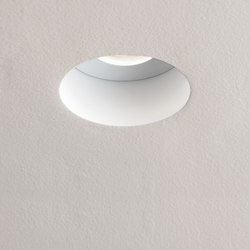 Trimless LED Fire Rated Round | Recessed ceiling lights | Astro Lighting