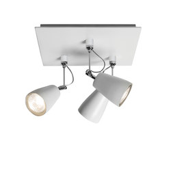 Polar Triple Square | Ceiling-mounted spotlights | Astro Lighting