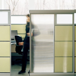 Transit | Space dividing systems | Teknion