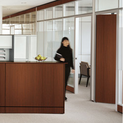 Transit | Wall partition systems | Teknion