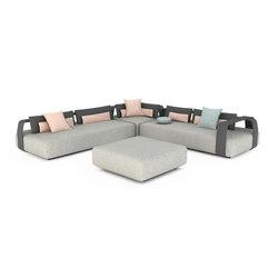 Kumo Concept 1 | Garden sofas | Manutti