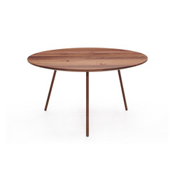 Drip | Walnut | Tables d'appoint | more
