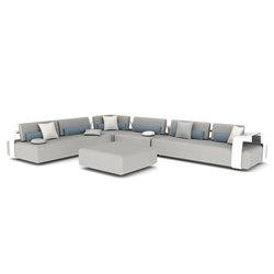 Kumo Concept 2 | Garden sofas | Manutti