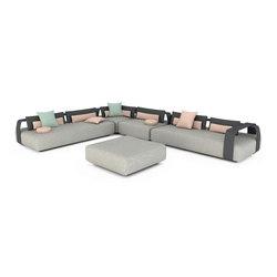 Kumo Concept 2 | Sofás de jardín | Manutti
