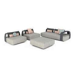 Kumo Concept 3 | Sofás de jardín | Manutti