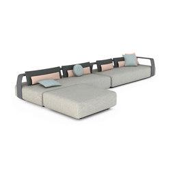 Kumo Concept 4 | Garden sofas | Manutti