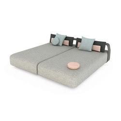 Kumo Concept 6c | Éléments de sièges modulables | Manutti