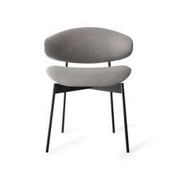 Luz with Armrest | Visitors chairs / Side chairs | more