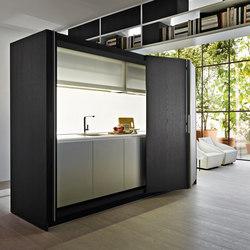 Tivalì | Compact kitchens | Dada