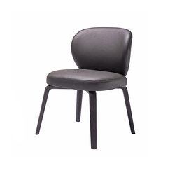 Mudi | without Armrest | Visitors chairs / Side chairs | more