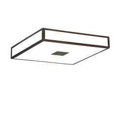 Mashiko 400 Square Painted Bronze | Deckenleuchten | Astro Lighting