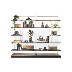 Bronxx S1 Li/Re | Shelving | Christine Kröncke