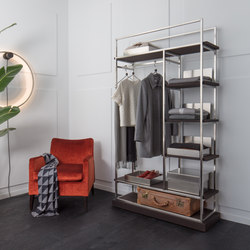 Bronxx S2 Coat Rack / Shelf | Shelving | Christine Kröncke
