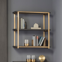 Bronxx W2 Wall Shelf | Estantería | Christine Kröncke