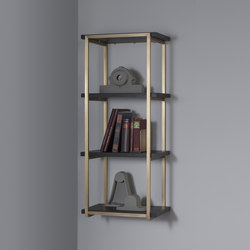 Bronxx W3 Wall Shelf | Shelving | Christine Kröncke