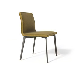Lias | Visitors chairs / Side chairs | Bonaldo