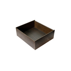 ACCESSORIES | Large interior container for lower drawer only. | Beauty accessory storage | Armani Roca