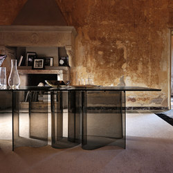 ARABESQUE | Dining tables | Fiam Italia