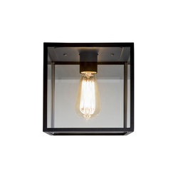 Box Ceiling Light Black | Outdoor ceiling lights | Astro Lighting