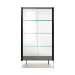 AURA | Display cabinets | Fiam Italia