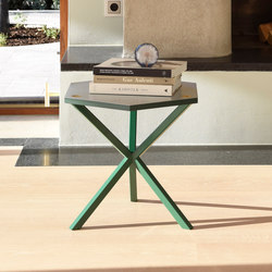 NEB Hexagonal Side Table | Tables d'appoint | No Early Birds