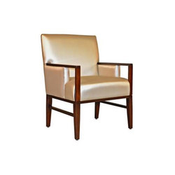 Wood Dining Chair with Armrest | Restaurant chairs | BK Barrit
