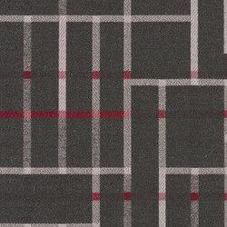 Subdivide | Asphalt | Möbelbezugstoffe | Luum Fabrics