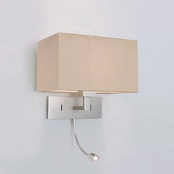 Park Lane LED Wall Light Matt Nickel | Allgemeinbeleuchtung | Astro Lighting