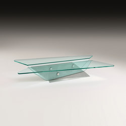 BUTTERFLY | Tables basses | Fiam Italia