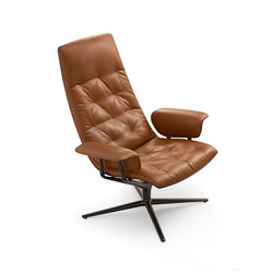 Healey Soft Armchair | Poltrone lounge | Walter K.