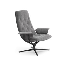 Healey Soft Armchair | Lounge chairs | Walter K.