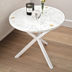 NEB Round Side Table | Tavolini d'appoggio | No Early Birds