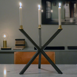 NEB Candelabra medium | Kerzenständer / Kerzenhalter | No Early Birds