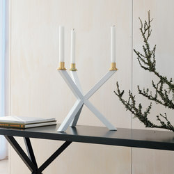NEB Candelabra small | Bougeoirs | No Early Birds
