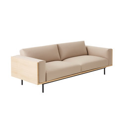 Wood | Sofas | Swedese
