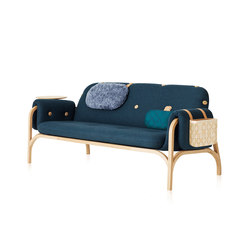 Button | Lounge sofas | Swedese