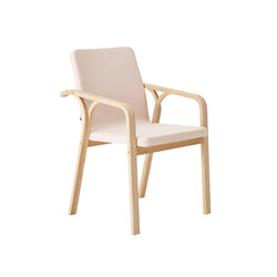 Mino armchair | Restaurant chairs | Swedese
