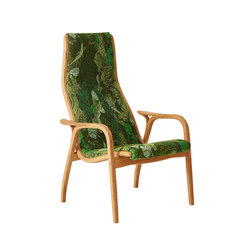 Lamino easy chair nature | Lounge chairs | Swedese