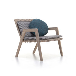 InOut 861 | Garden armchairs | Gervasoni