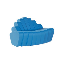 Cliffy Sofa | Bancs de jardin | sixinch