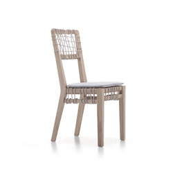 InOut 865 | Restaurant chairs | Gervasoni