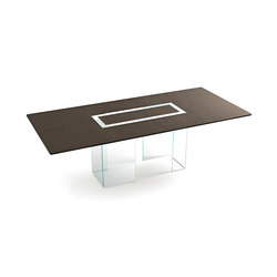 VARESINA TABLE | Conference tables | Fiam Italia