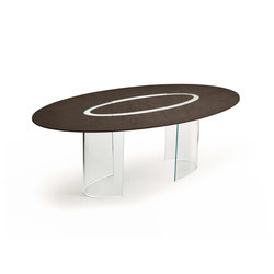 VARESINA TABLE | Meeting room tables | Fiam Italia