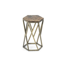 Hexagonal Side Table | Tables basses | Giulio Marelli