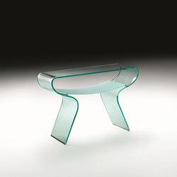 CHARLOTTE CONSOLLE | Console tables | Fiam Italia