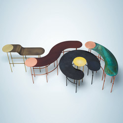 Scribble | Lounge tables | De Castelli