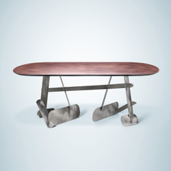 Vomere | Dining tables | De Castelli